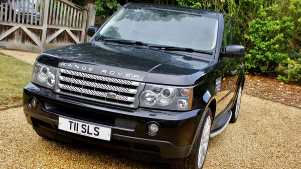 2008 Range Rover Sport TDV8 For Sale (picture 32 of 97)