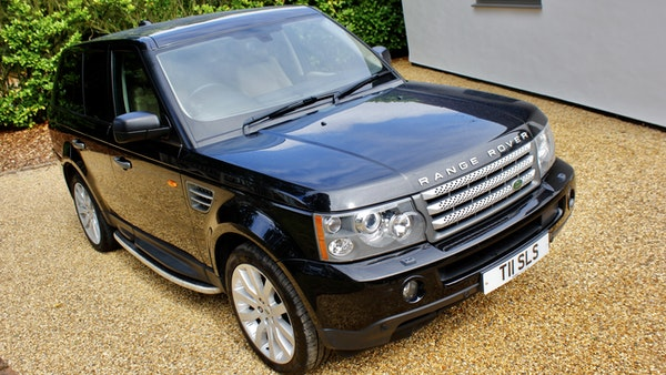 2008 Range Rover Sport TDV8 For Sale (picture 33 of 97)