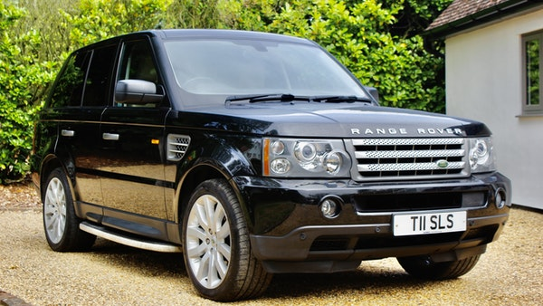 2008 Range Rover Sport TDV8 For Sale (picture 9 of 97)