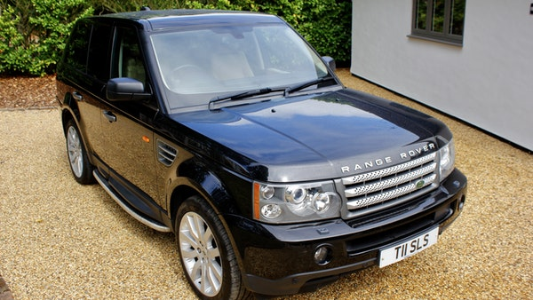 2008 Range Rover Sport TDV8 For Sale (picture 31 of 97)