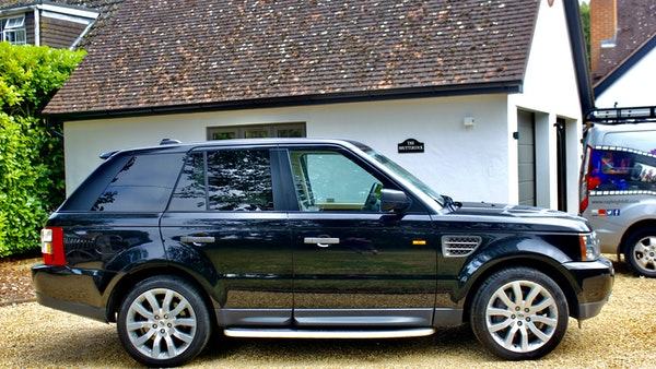 2008 Range Rover Sport TDV8 For Sale (picture 14 of 97)