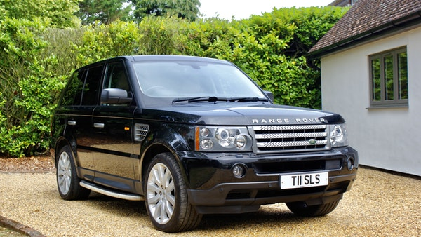 2008 Range Rover Sport TDV8 For Sale (picture 29 of 97)