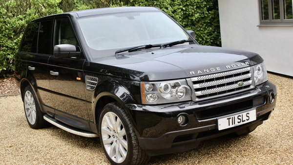 2008 Range Rover Sport TDV8 For Sale (picture 13 of 97)