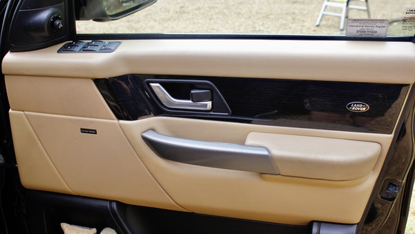 2008 Range Rover Sport TDV8 For Sale (picture 64 of 97)