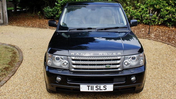 2008 Range Rover Sport TDV8 For Sale (picture 34 of 97)