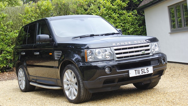 2008 Range Rover Sport TDV8 For Sale (picture 1 of 97)