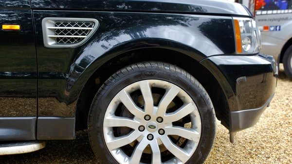 2008 Range Rover Sport TDV8 For Sale (picture 26 of 97)