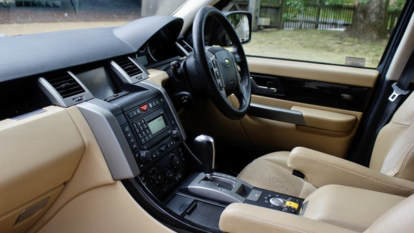 2008 Range Rover Sport TDV8 For Sale (picture 59 of 97)