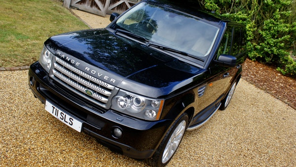 2008 Range Rover Sport TDV8 For Sale (picture 35 of 97)