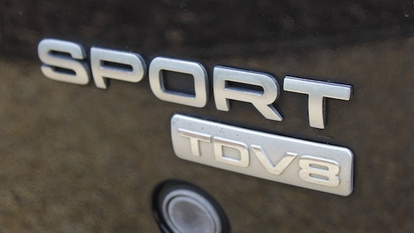 2008 Range Rover Sport TDV8 For Sale (picture 73 of 97)