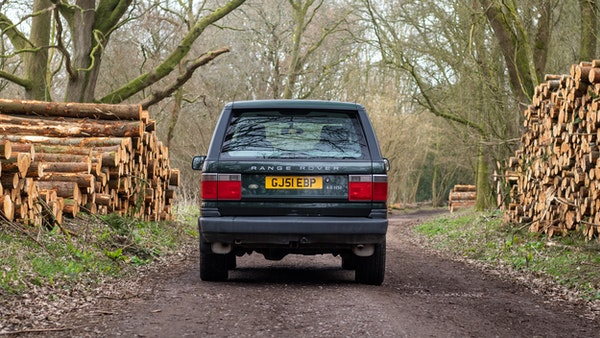 NO RESERVE! - 2001 P38 RANGE ROVER For Sale (picture 22 of 200)