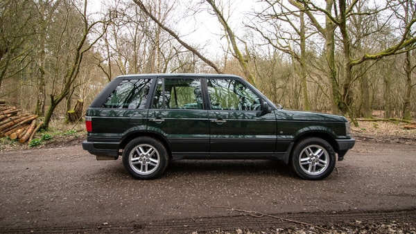 NO RESERVE! - 2001 P38 RANGE ROVER For Sale (picture 7 of 200)