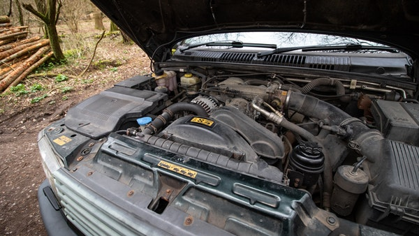 NO RESERVE! - 2001 P38 RANGE ROVER For Sale (picture 166 of 200)