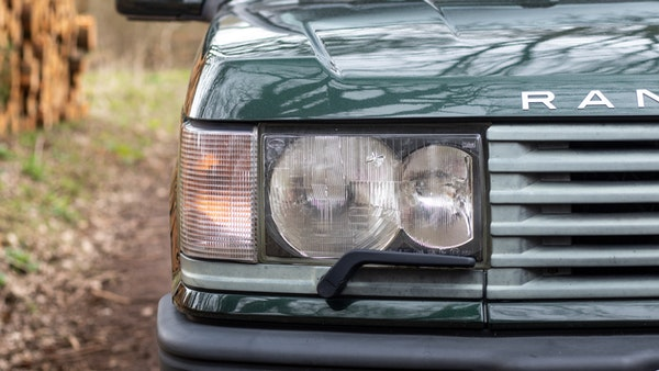 NO RESERVE! - 2001 P38 RANGE ROVER For Sale (picture 103 of 200)