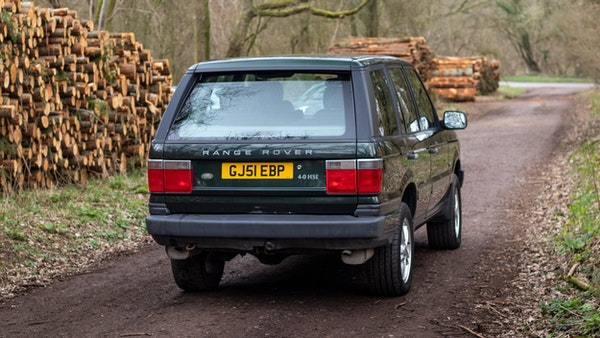 NO RESERVE! - 2001 P38 RANGE ROVER For Sale (picture 14 of 200)