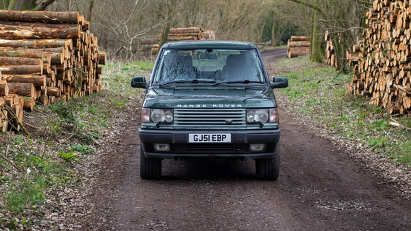 NO RESERVE! - 2001 P38 RANGE ROVER For Sale (picture 10 of 200)