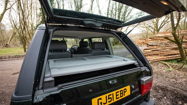 NO RESERVE! - 2001 P38 RANGE ROVER For Sale (picture 89 of 200)