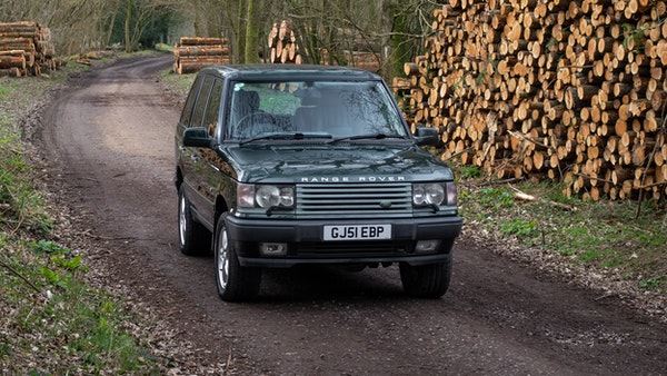 NO RESERVE! - 2001 P38 RANGE ROVER For Sale (picture 1 of 200)