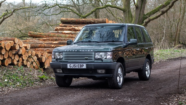 NO RESERVE! - 2001 P38 RANGE ROVER For Sale (picture 11 of 200)