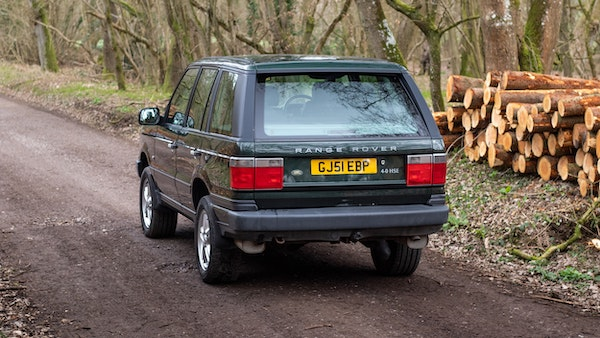 NO RESERVE! - 2001 P38 RANGE ROVER For Sale (picture 16 of 200)