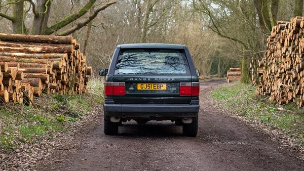 NO RESERVE! - 2001 P38 RANGE ROVER For Sale (picture 21 of 200)
