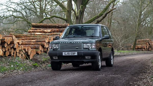NO RESERVE! - 2001 P38 RANGE ROVER For Sale (picture 3 of 200)
