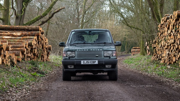 NO RESERVE! - 2001 P38 RANGE ROVER For Sale (picture 4 of 200)