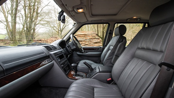 NO RESERVE! - 2001 P38 RANGE ROVER For Sale (picture 42 of 200)
