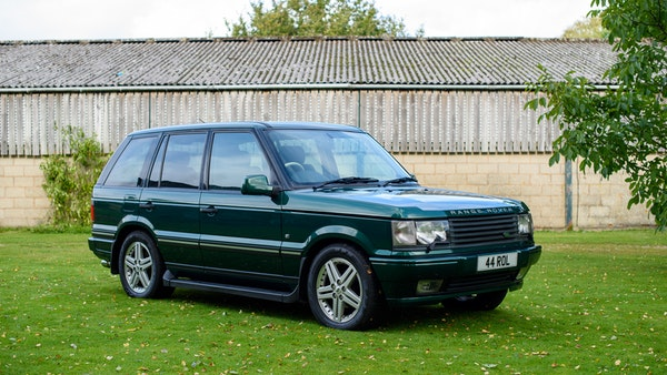 2001 Range Rover P38 30th Anniversary Edition For Sale (picture 16 of 124)