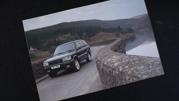 2001 Range Rover P38 30th Anniversary Edition For Sale (picture 105 of 124)