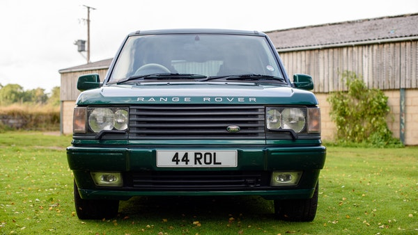 2001 Range Rover P38 30th Anniversary Edition For Sale (picture 6 of 124)