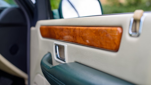 2001 Range Rover P38 30th Anniversary Edition For Sale (picture 41 of 124)