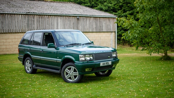 2001 Range Rover P38 30th Anniversary Edition For Sale (picture 21 of 124)