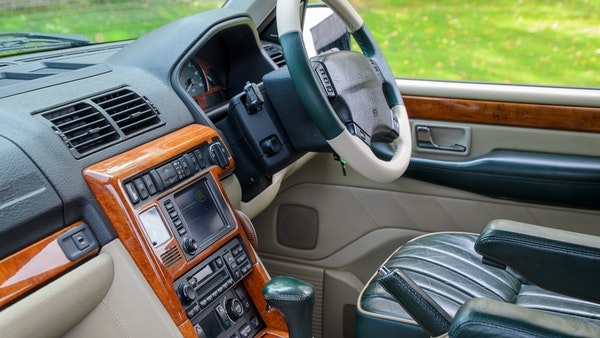2001 Range Rover P38 30th Anniversary Edition For Sale (picture 55 of 124)