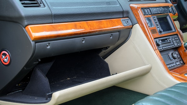 2001 Range Rover P38 30th Anniversary Edition For Sale (picture 56 of 124)