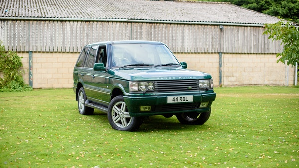 2001 Range Rover P38 30th Anniversary Edition For Sale (picture 19 of 124)