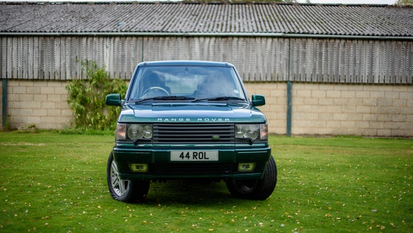 2001 Range Rover P38 30th Anniversary Edition For Sale (picture 22 of 124)
