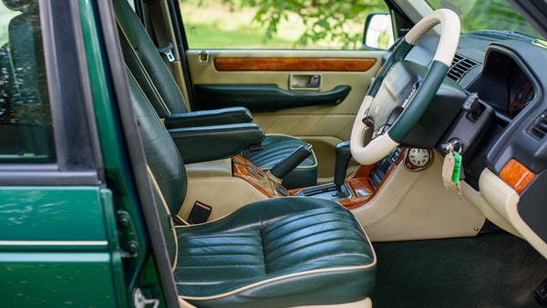 2001 Range Rover P38 30th Anniversary Edition For Sale (picture 33 of 124)