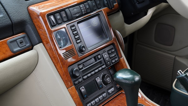 2001 Range Rover P38 30th Anniversary Edition For Sale (picture 54 of 124)