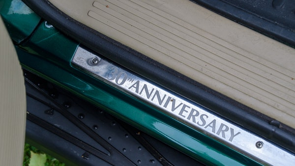 2001 Range Rover P38 30th Anniversary Edition For Sale (picture 76 of 124)