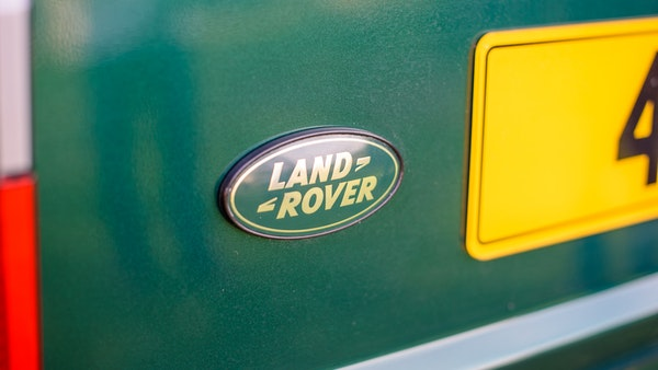 2001 Range Rover P38 30th Anniversary Edition For Sale (picture 89 of 124)