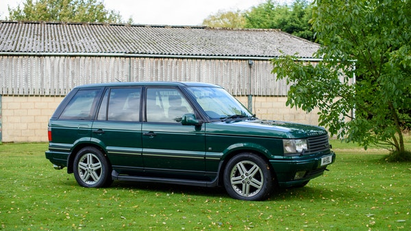 2001 Range Rover P38 30th Anniversary Edition For Sale (picture 15 of 124)
