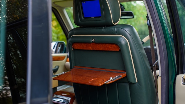 2001 Range Rover P38 30th Anniversary Edition For Sale (picture 42 of 124)