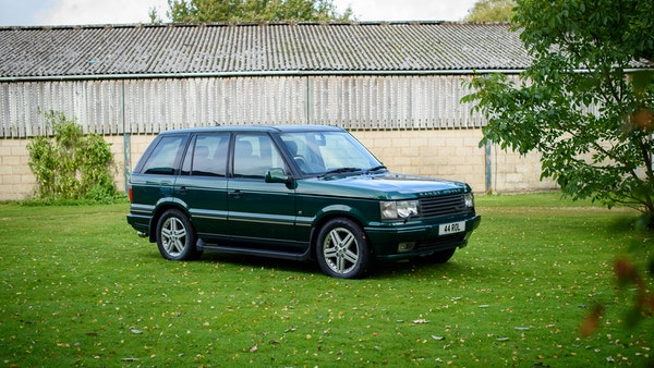 2001 Range Rover P38 30th Anniversary Edition For Sale (picture 3 of 124)