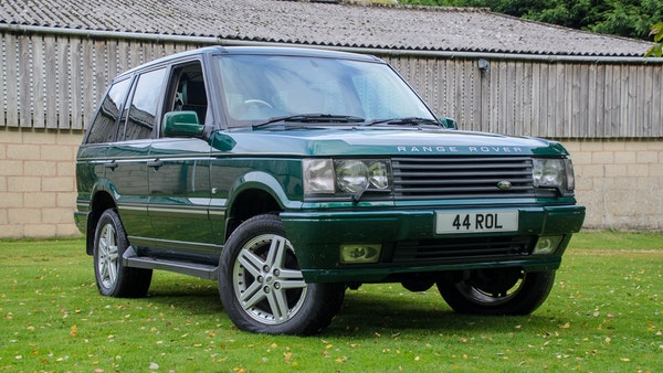 2001 Range Rover P38 30th Anniversary Edition For Sale (picture 27 of 124)