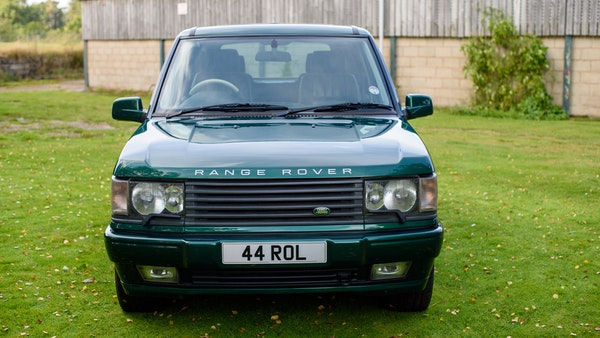 2001 Range Rover P38 30th Anniversary Edition For Sale (picture 7 of 124)