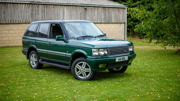 2001 Range Rover P38 30th Anniversary Edition For Sale (picture 20 of 124)
