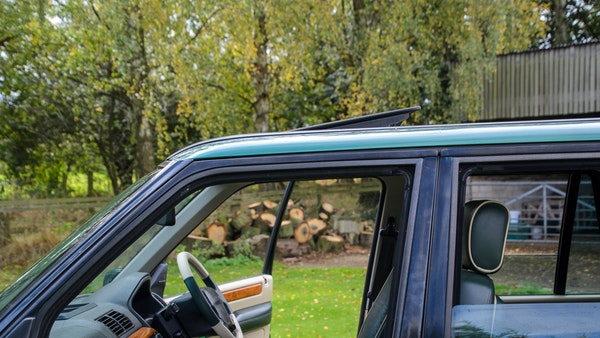 2001 Range Rover P38 30th Anniversary Edition For Sale (picture 83 of 124)