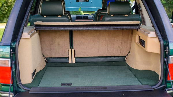 2001 Range Rover P38 30th Anniversary Edition For Sale (picture 59 of 124)