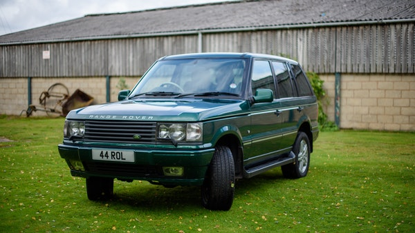 2001 Range Rover P38 30th Anniversary Edition For Sale (picture 23 of 124)